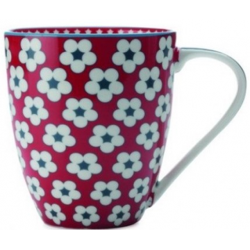Mug Cotton Bud Rossa