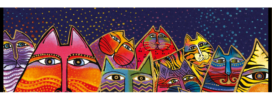 I GATTI DI LAUREL BURCH